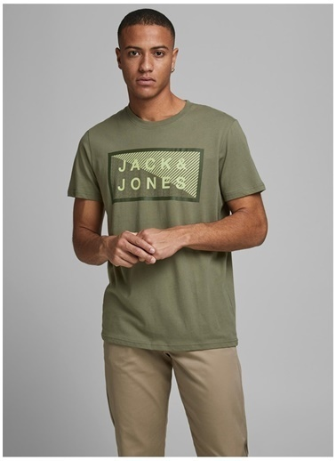 Jack & Jones Tişört Haki